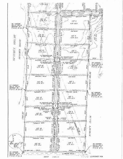 Saline County Residential Lots & Land For Sale: Lot 45 Brandon Estates