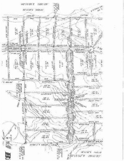 Saline County Residential Lots & Land For Sale: Lot 42 Brandon Estates