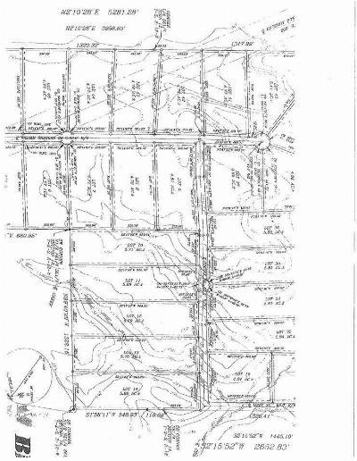 Saline County Residential Lots & Land For Sale: Lot 13 Brandon Estates