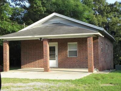 Single Family Home For Sale: 1530 N Pearcy Rd