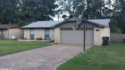 Little Rock Single Family Home Under Contract: 9317 Labette