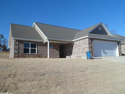 Alexander Single Family Home Under Contract: 6104 Petit Jean