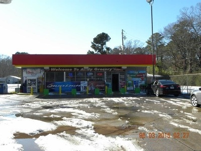 Little Rock Commercial Under Contract: 10206 Chicot Road