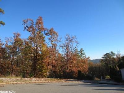 Little Rock Residential Lots & Land Take Backups: Lot 35C Valley Crest Court