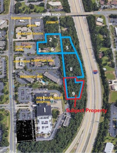 Little Rock Commercial For Sale: Kaufman Road