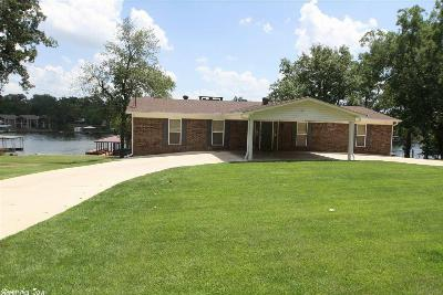 Garland County Single Family Home Under Contract: 218 Yorkshire Drive