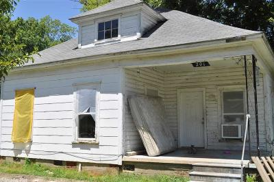 Bald Knob Single Family Home Back On Market: 201 E Center