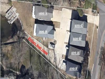 Garland County, Hot Spring County Multi Family Home For Sale: 400 Bayshore Drive