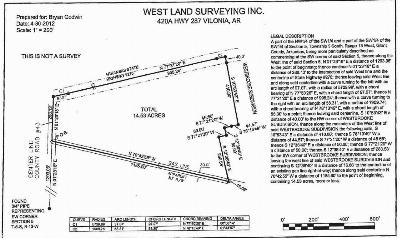 Grant County Residential Lots & Land For Sale: Hwy 270 West & Grant 43 (Country Club Rd)