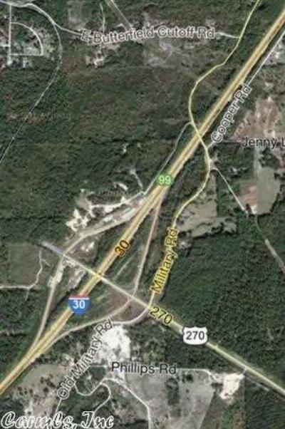 Malvern Residential Lots & Land Back On Market: .45 Hwy 270 Bypass