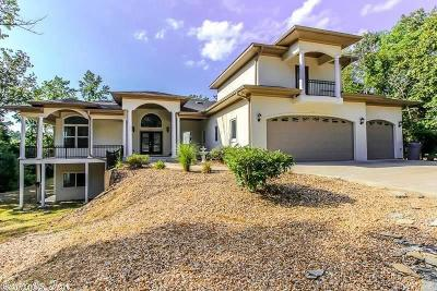 Hot Springs Village Single Family Home For Sale: 3 Redondo Trace