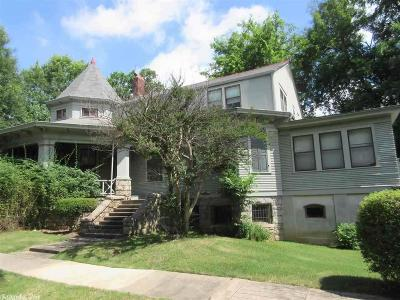 Little Rock Single Family Home For Sale: 1521 S Spring