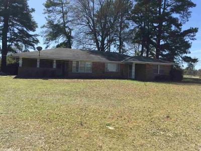 Pine Bluff Single Family Home For Sale: 4318 Glover Drive