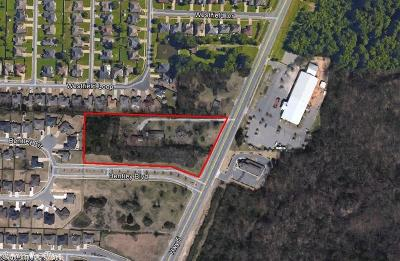 Little Rock Residential Lots & Land For Sale: 9612 Stagecoach Road