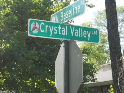 Little Rock Residential Lots & Land For Sale: Crystal Valley Lateral & Raines Rd