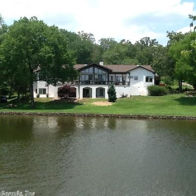 Garland County Single Family Home Price Change: 258 Five Points Road