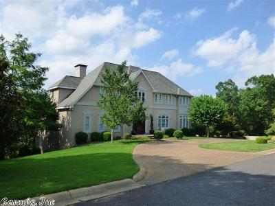 Garland County Single Family Home For Sale: 145 Ravenwood Place