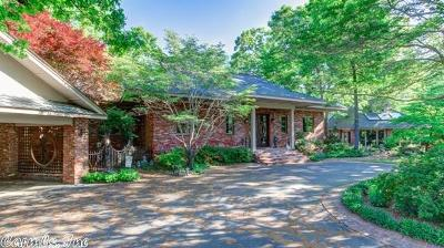 Garland County Single Family Home For Sale: 551 Northshore