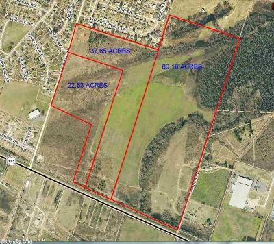 North Little Rock Residential Lots & Land For Sale: 145 Ac Campbell Road