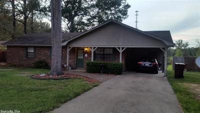 Pine Bluff Single Family Home Back On Market: 6011 Davis