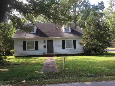 Pine Bluff AR Single Family Home For Sale: $40,000