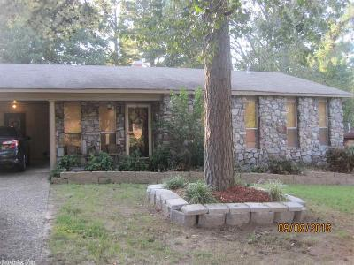 Little Rock Single Family Home Back On Market: 1924 Marlyn Dr