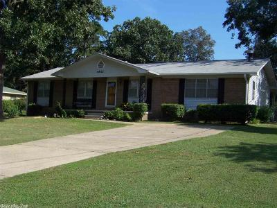 Hot Spring County Single Family Home For Sale: 6822 Highway 270
