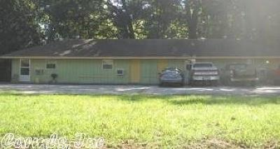 Pine Bluff Rental For Rent: 808 W Barraque