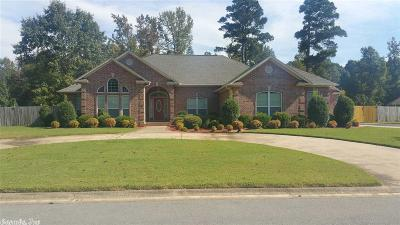 Pine Bluff Single Family Home Price Change: 2301 Foxborough Cove