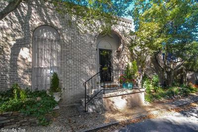 Little Rock Condo/Townhouse For Sale: 3901 Cedar Hill Road #10