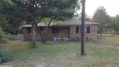 Saline County Single Family Home For Sale: 7737 J E Bryant Drive
