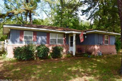 Gurdon Single Family Home For Sale: 108 Curtis Road