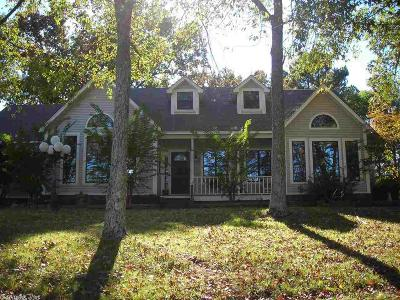 Single Family Home For Sale: 7951 Drye Road