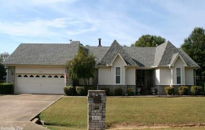 Beebe Single Family Home For Sale: 503 Lee Lane