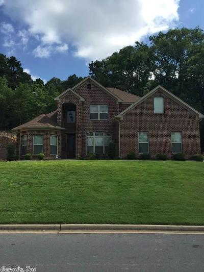 Woodlands Edge Single Family Home For Sale: 13410 Foxfield Lane