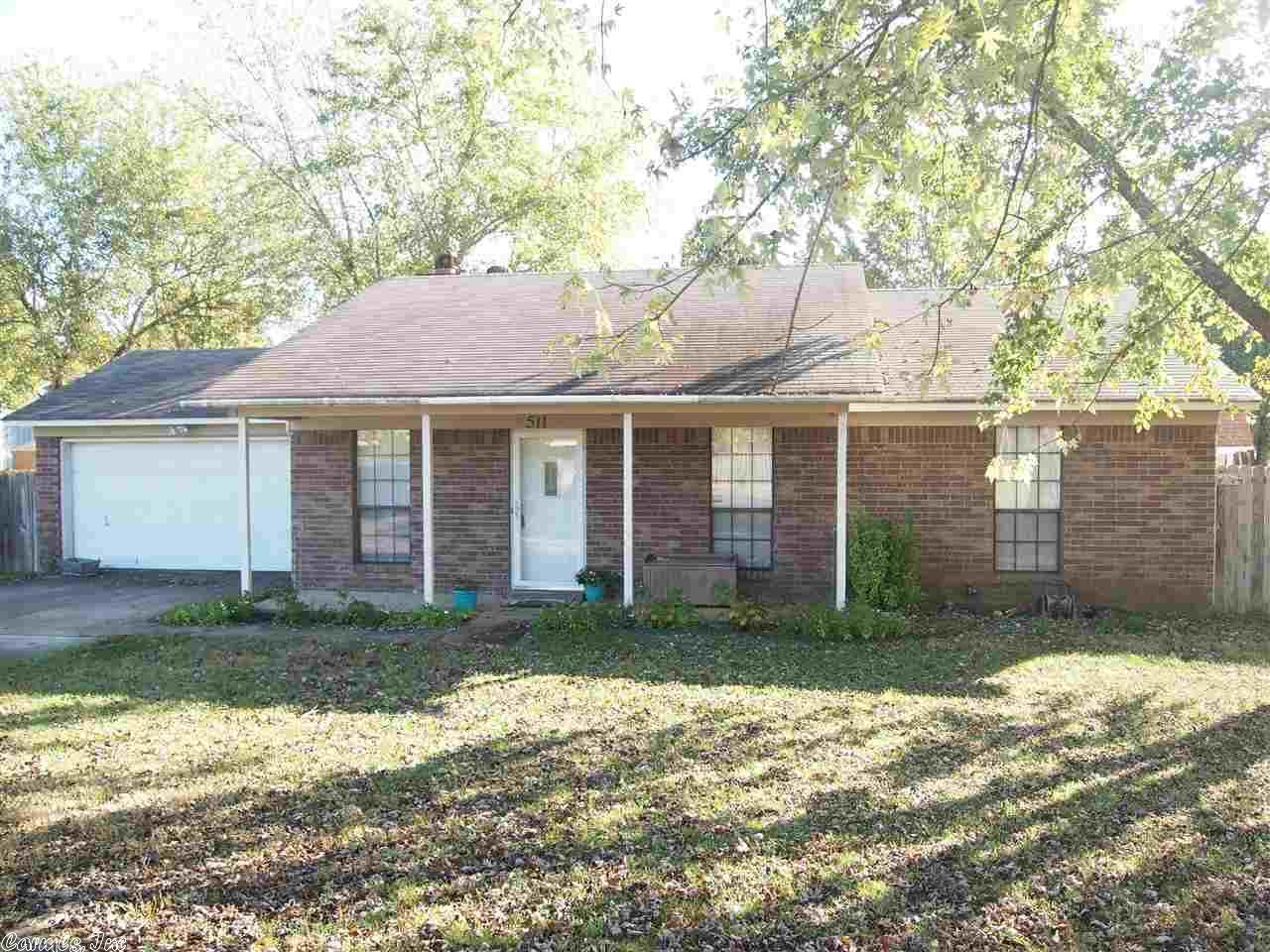 Property Photo ... & Listing: 511 Sanders Bryant AR.| MLS# 16032394 | Pam Bates | 501 ... azcodes.com