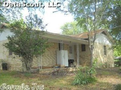 White Hall AR Single Family Home For Sale: $89,900