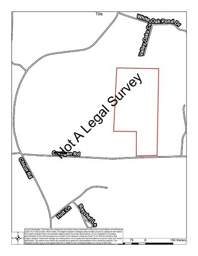 Saline County Residential Lots & Land For Sale: Corrigan Road
