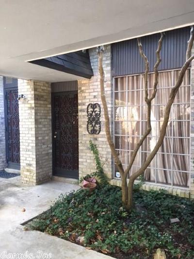 Pine Bluff Condo/Townhouse For Sale: 12 Westridge
