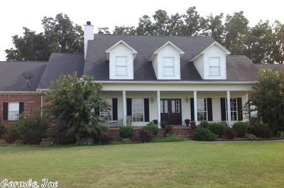 Pine Bluff Single Family Home For Sale: 8116 Johnson Road