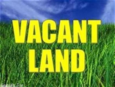 North Little Rock Residential Lots & Land For Sale: 409 W Scenic Drive