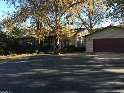 Garland County, Hot Spring County Single Family Home For Sale: 356 Jack Mountain Road