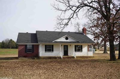 Beebe Single Family Home For Sale: 195 Stoney Point Church Rd.