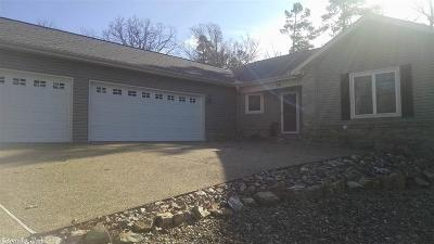 Hot Springs Vill. AR Single Family Home Back On Market: $167,000