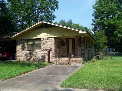 Single Family Home For Sale: 1133 McNeal
