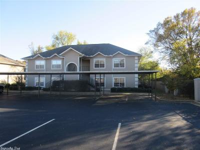 Garland County Condo/Townhouse For Sale: 204 Columbia Hills #A2-B4