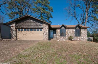Little Rock Single Family Home For Sale: 12702 Pleasant Forest