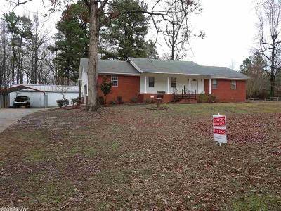 White Hall AR Single Family Home For Sale: $142,000