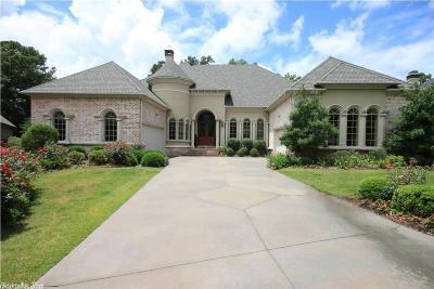 Little Rock Single Family Home For Sale: 58 Vigne Boulevard