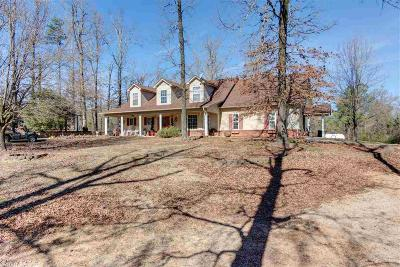 Pearcy Single Family Home For Sale: 5062 Amity Rd